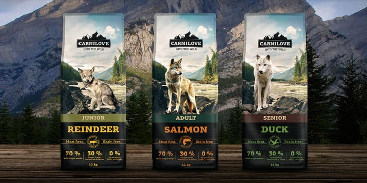 Carnilove Petfood Concept