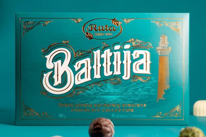 BALTIJA – Chocolate Collection