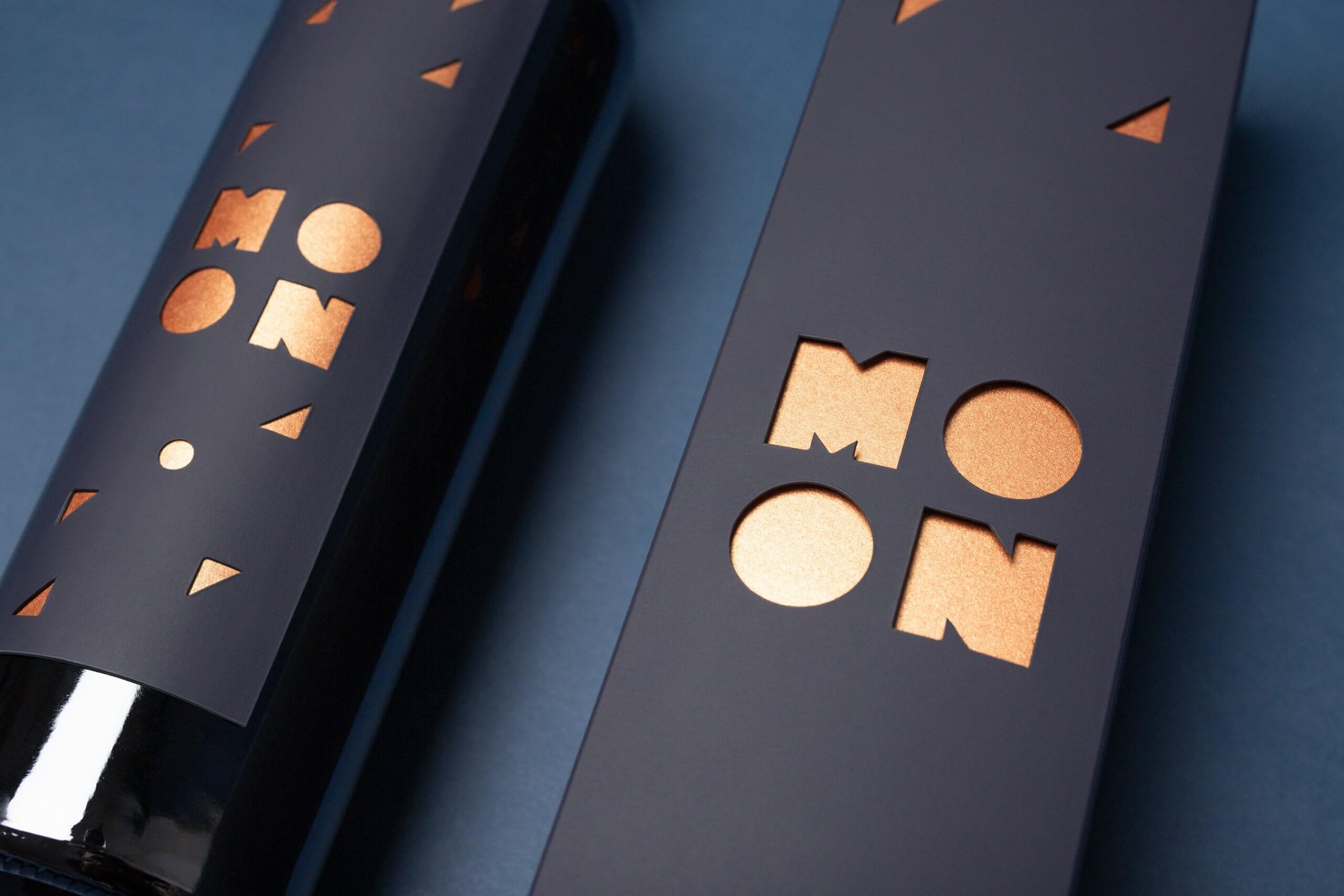 MOON WINE 2018 PACKAGING DESIGN
