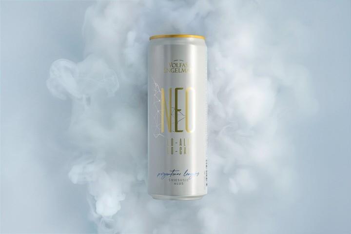 Volfas Engelman NEO – Ultra Light Beer